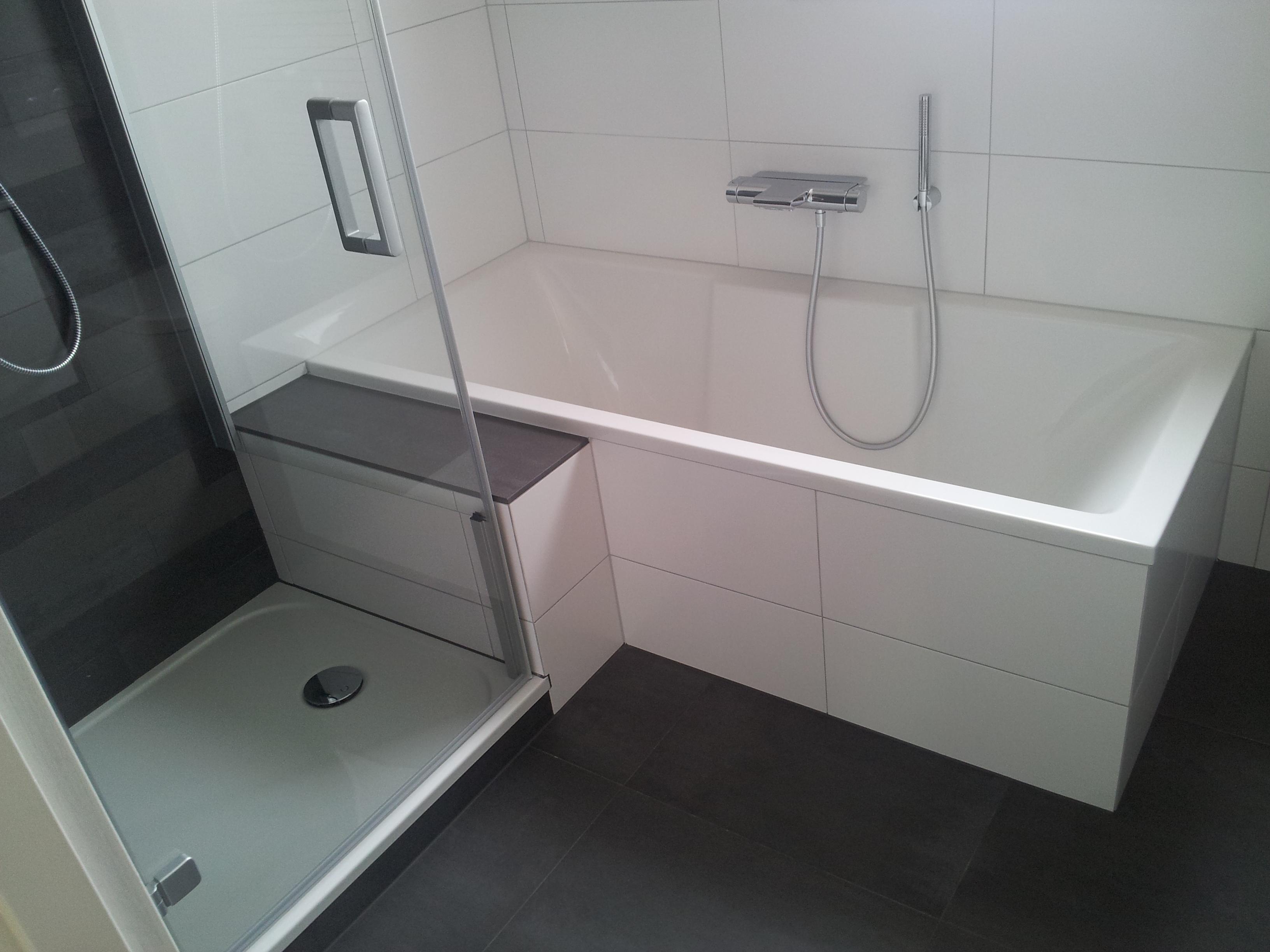 Snelle Renovatie Badkamer : Installatietechniek ubaghs badkamer renovatie vd broek